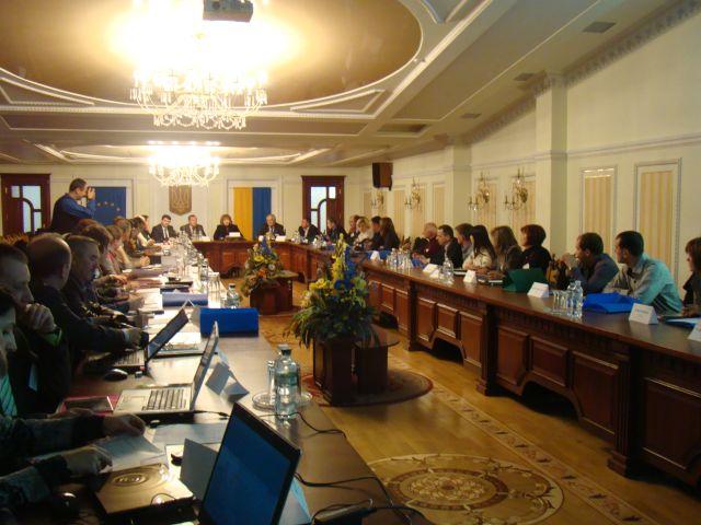 Школа з питань розвитку туризму в сільській місцевості Карпатського регіону. Фото 1
