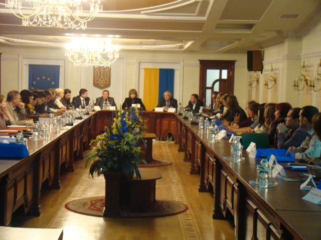 Школа з питань розвитку туризму в сільській місцевості Карпатського регіону. Фото 2
